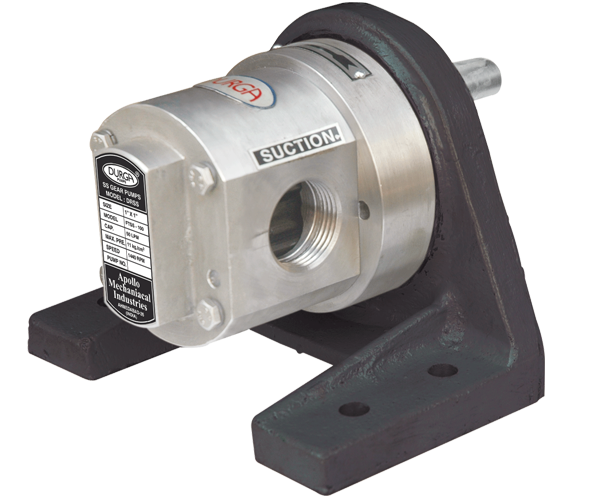 Stainless Steel Rotary Gear Pump (Series - DRSS)